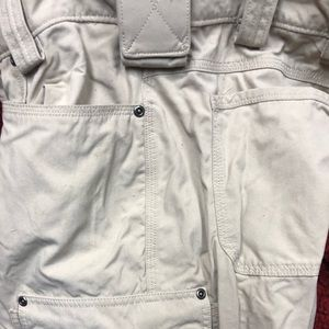 Men's Duluth  cargo pants dry on fly 32x32